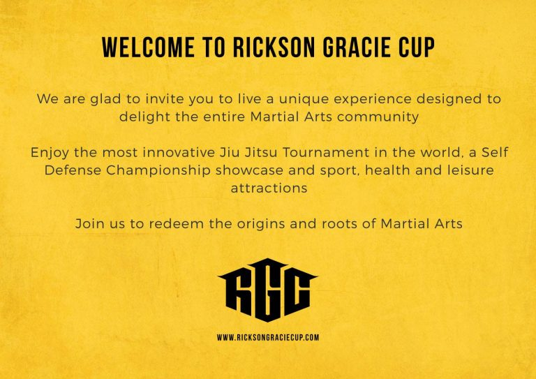 Rickson Cup 2 768x543 - The Rickson Gracie Cup 2017 Will Contain Things That None of Us Want to Miss