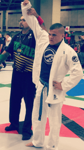 Dillon Honojosa Won Tournament in Blue belt BJJ