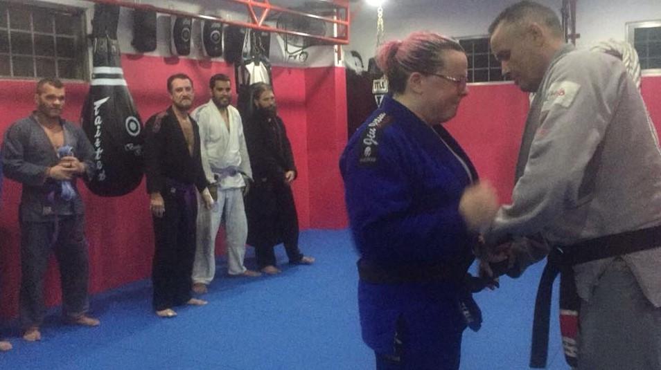 Alaina Hardie transsecual BJJ black belt