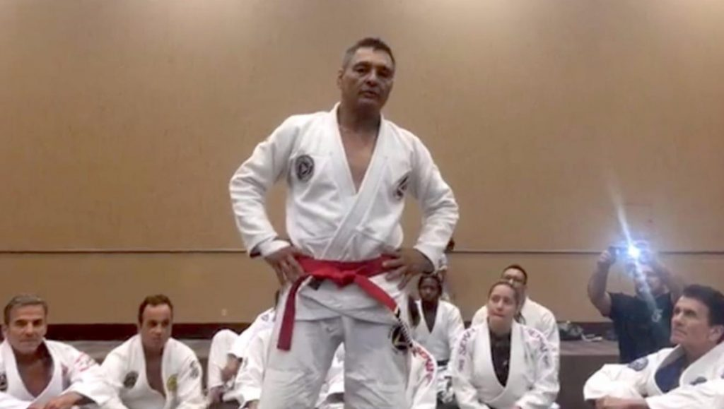 Rickson Gracie Invisible Jiu Jitsu