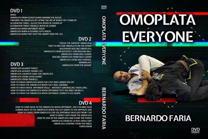 Screenshot 64 - Bernardo Faria Challenged Himself To do only Omoplata on Seminar.
