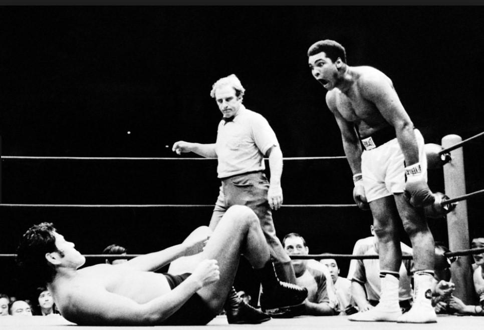 Screenshot 67 - Muhammad Ali vs Antonio Inoki - MMA Fight, Tokyo 1976