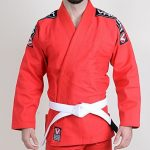 Valor Bravura BJJ GI Red