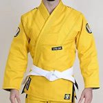 Valor Prime 2.0 Premium Lightweight BJJ GI - Yellow