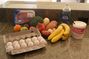 Nutrition, BJJ. food