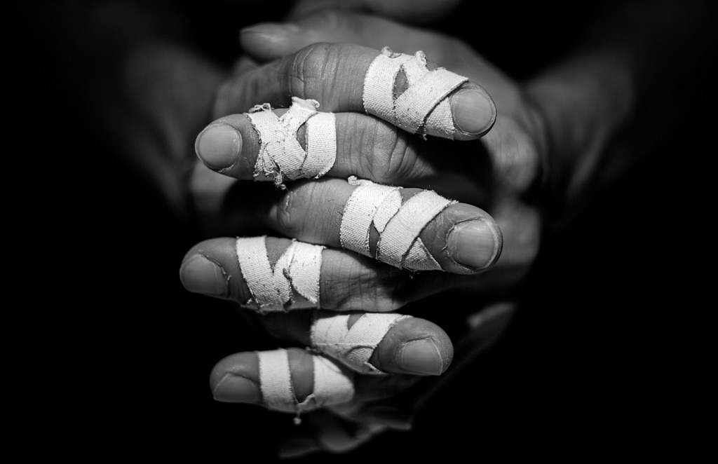 BJJ Finger Tape