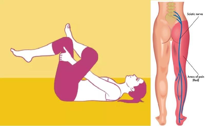 Sciatica Stretch Variations To Fix BJJ Lower Back Pain