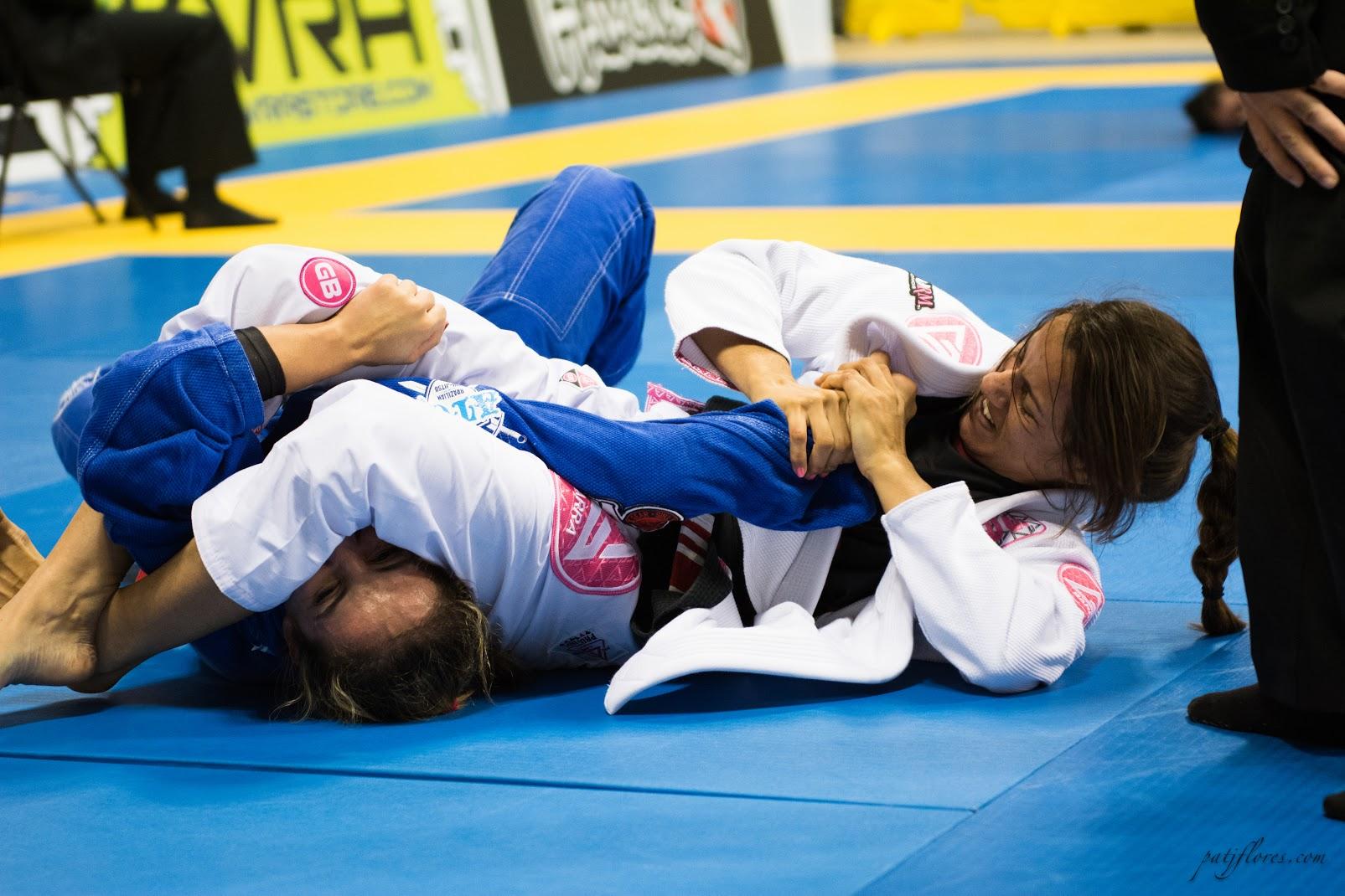 Jiu-Jitsu Armbar Submission