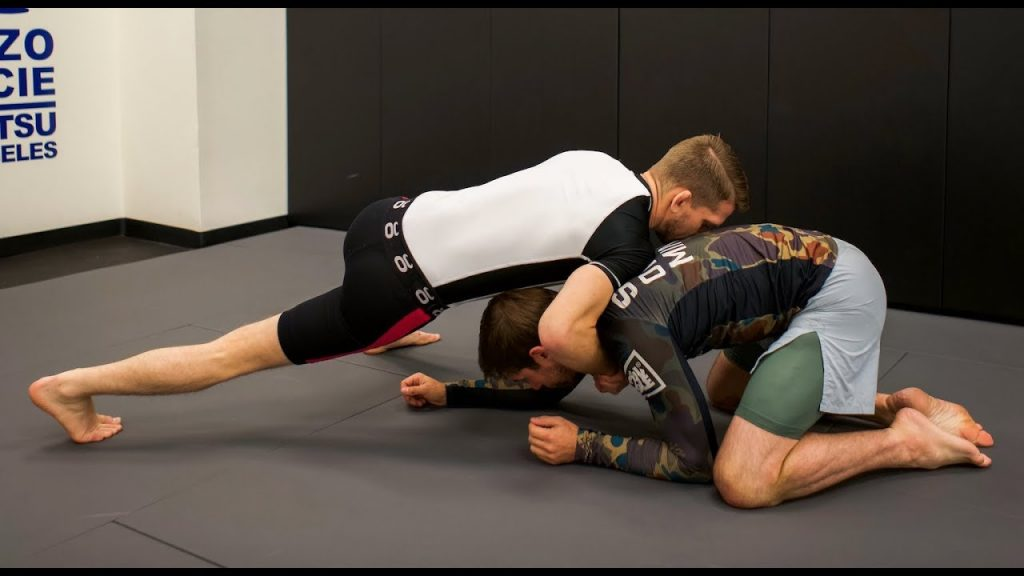 20 entries to the front headlock 1024x576 - Making Sense Of The Most Important Jiu-Jitsu Positions