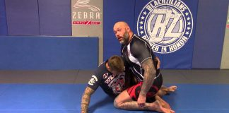 Half Guard No-Gi Sweeps