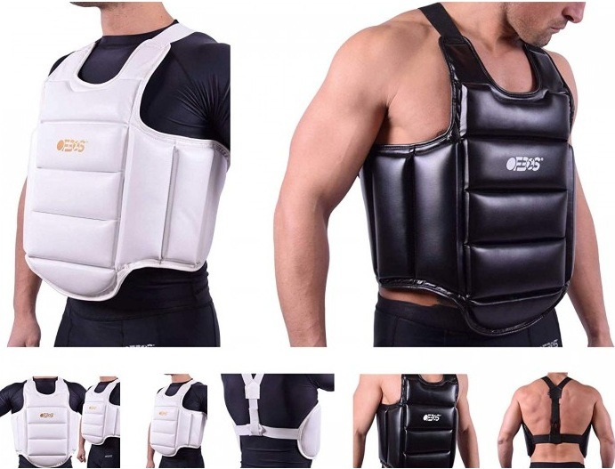 Best MMA Chest Protectors 2019 Guide With Detailed Reviews