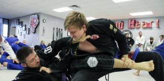 BJJ Skill - Standing back Up To The Feet