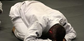 Getting Tired During BJJ?