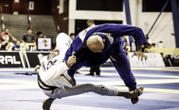 Finish any takedown in BJJ
