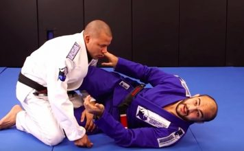 BJJ Half guard Sweeps