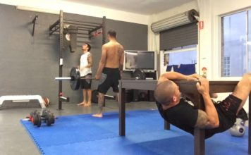 Jiu-Jitsu Exercises For Holiday Damage Control