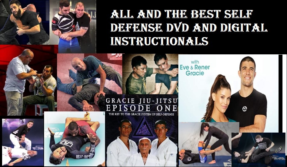 All The Best Self Defense DVD and Digital Instructionals