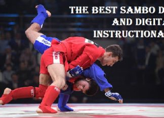 The Best Sambo DVD and Digital Instructionals