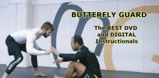 Butterfly Guard the best dvd and digital instructionals