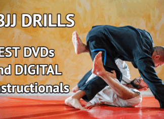 bjj drills best dvds instructionals