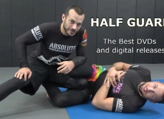 Half Guard best DVDs and digital releases