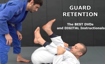 The Best Guard Retention DVD and Digital Instructionals