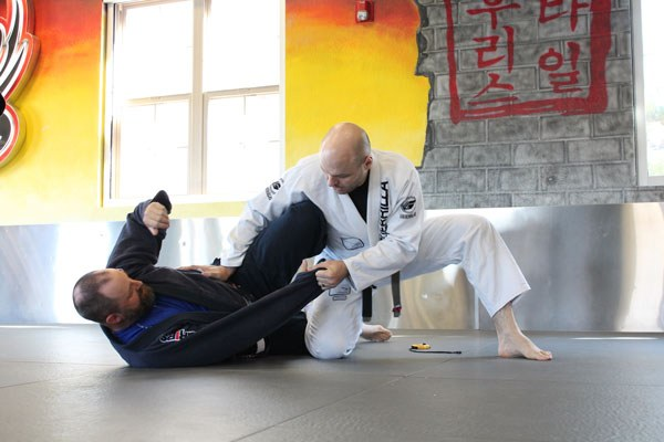 Four key things to know before starting BJJ