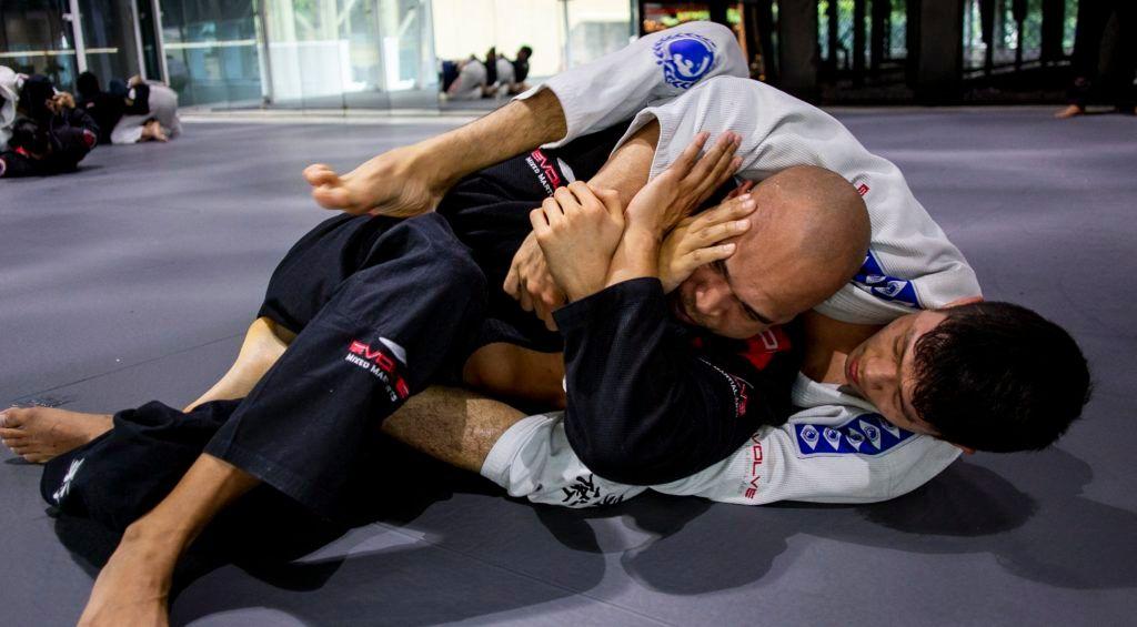 BJJ Back Mount 1024x565 1 - Making Sense Of The Most Important Jiu-Jitsu Positions