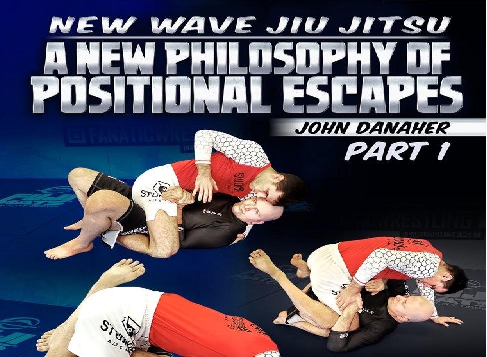 New Wave Jiu-Jitsu: Positional Escapes John Danaher BJJ DVD Review
