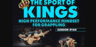 New Gordon Ryan DVD Review: High Performance Mindset For Grappling