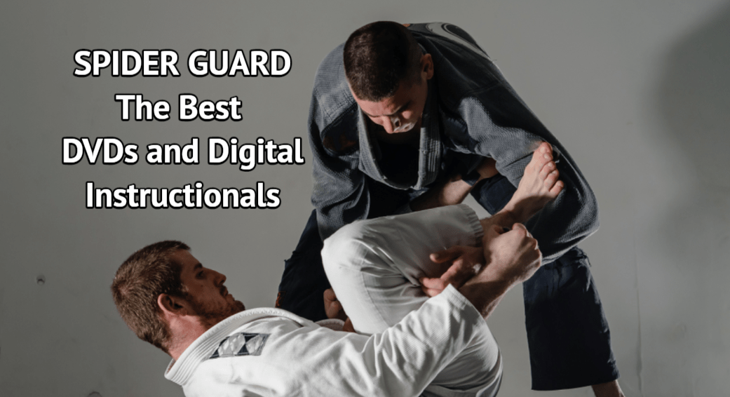 the best spider guard dvd and digital instructional