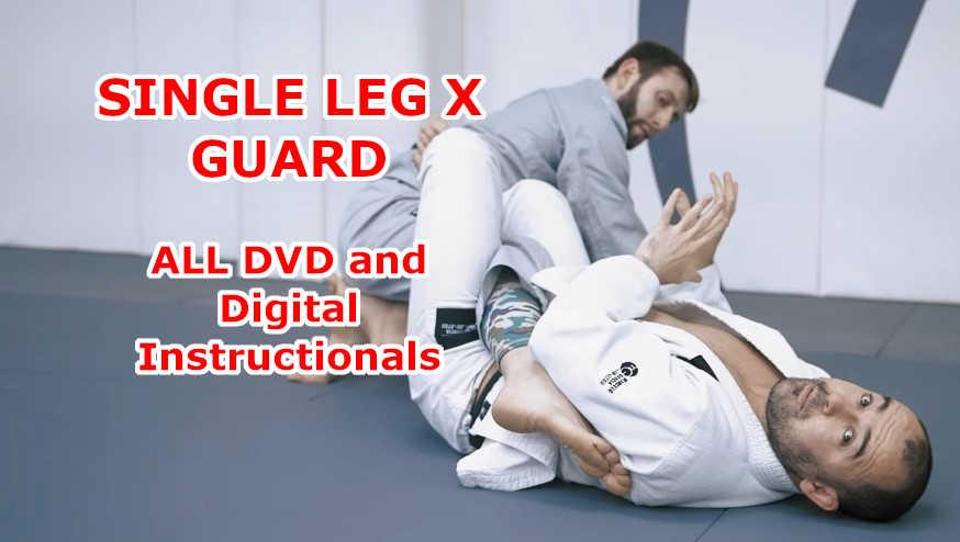 Single LEg X DVD and Digital Instructionals