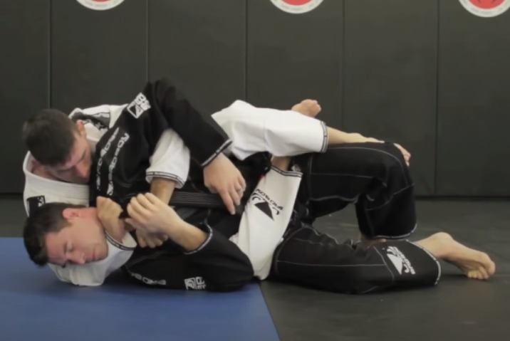 demian maia - How To Beat The Dreaded Body Triangle Jiu-Jitsu Position