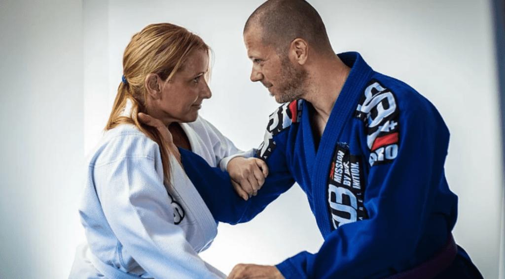 Starting Brazilian Jiu Jitsu