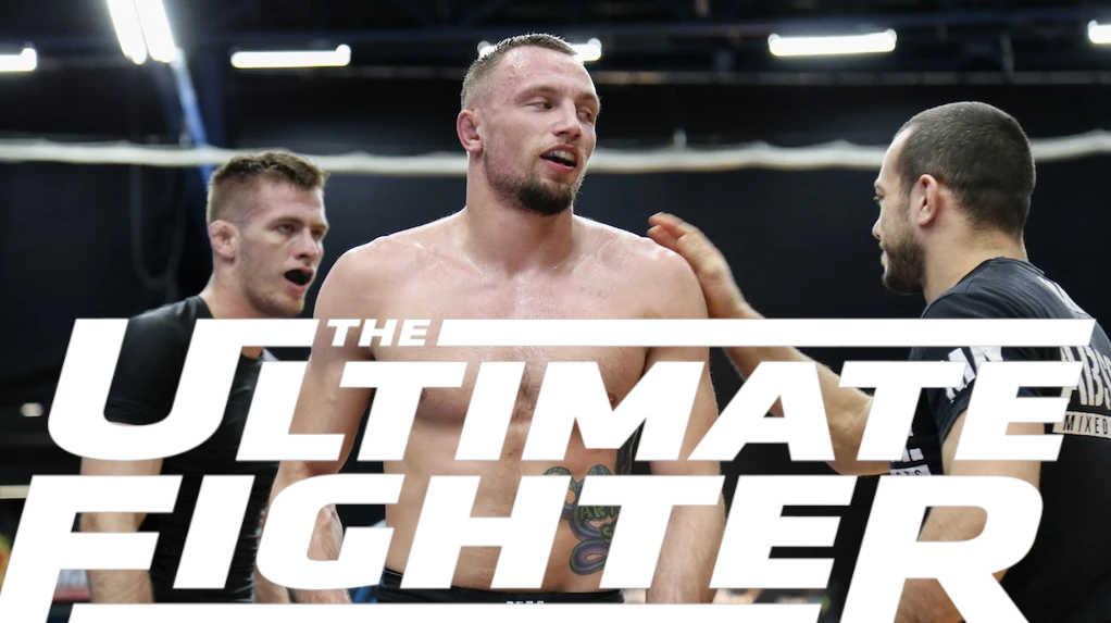 CraigJonesTheUltimateFighter - Craig Jones Joins the UFC's next TUF 'The Ultimate Fighter 29'
