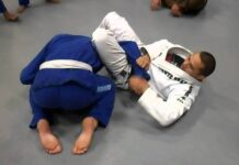 Advanced Jiu-Jitsu: Strong Foot Lock From The Omoplata