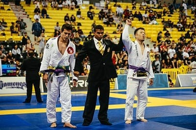 stage is set - The 4 Tournament Mistakes That Cost BJJ Competitors